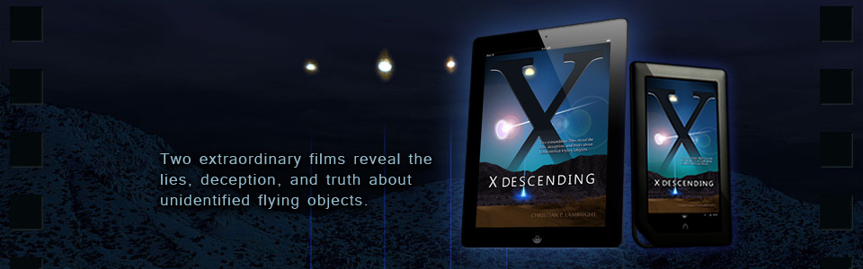 X Descending - shown on the iPad
