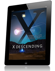 X Descending on an iPad