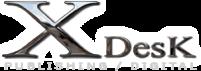 X Desk Logo